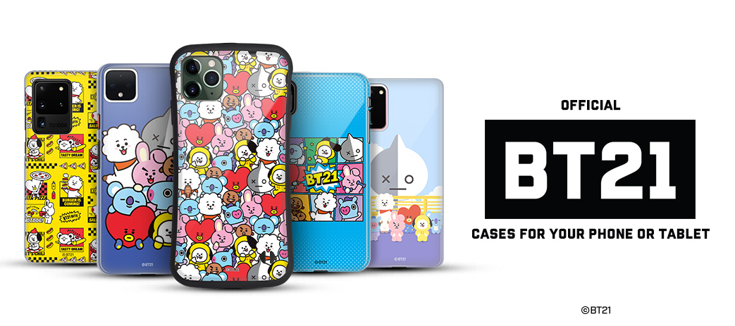 Phone Case, Tablet Case, Covers, Stickers, Skins BT21 Line Friends