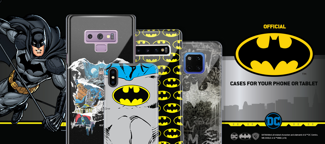 Phone Case, Tablet Case, Covers, Stickers, Skins Batman DC Comics