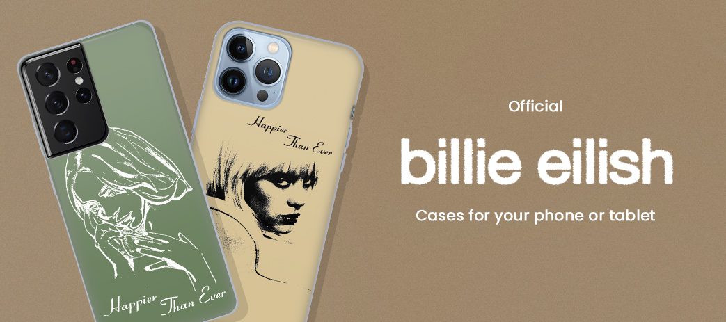 Phone Case, Tablet Case, Covers, Stickers, Skins Billie Eilish