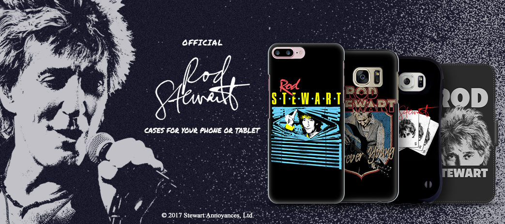 Phone Case, Tablet Case, Covers, Stickers, Skins Rod Stewart