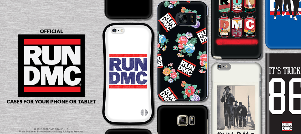 Phone Case, Tablet Case, Covers, Stickers, Skins Run-D.M.C.