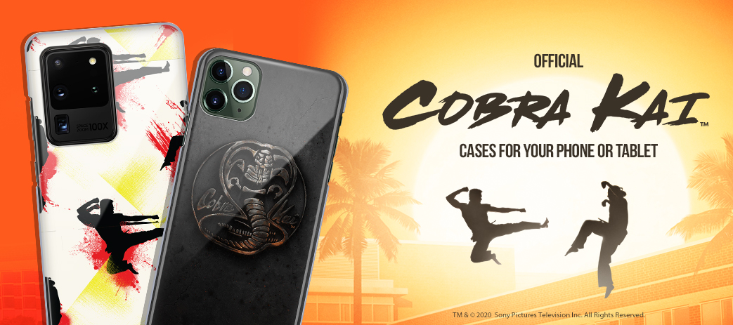 Phone Case, Tablet Case, Covers, Stickers, Skins Cobra Kai
