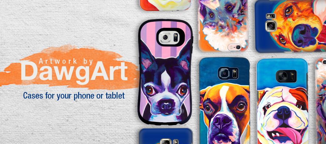 Phone Case, Tablet Case, Covers, Stickers, Skins DawgArt
