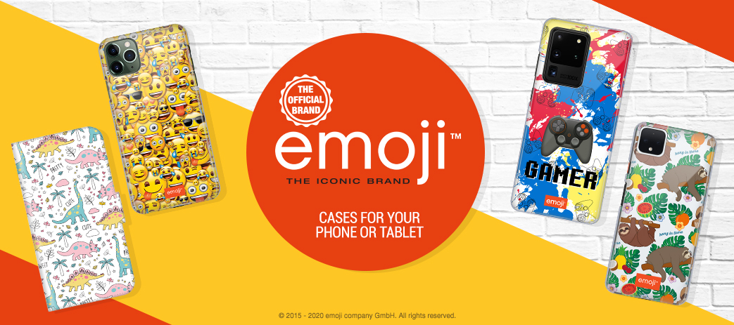 Phone Case, Tablet Case, Covers, Stickers, Skins emoji®