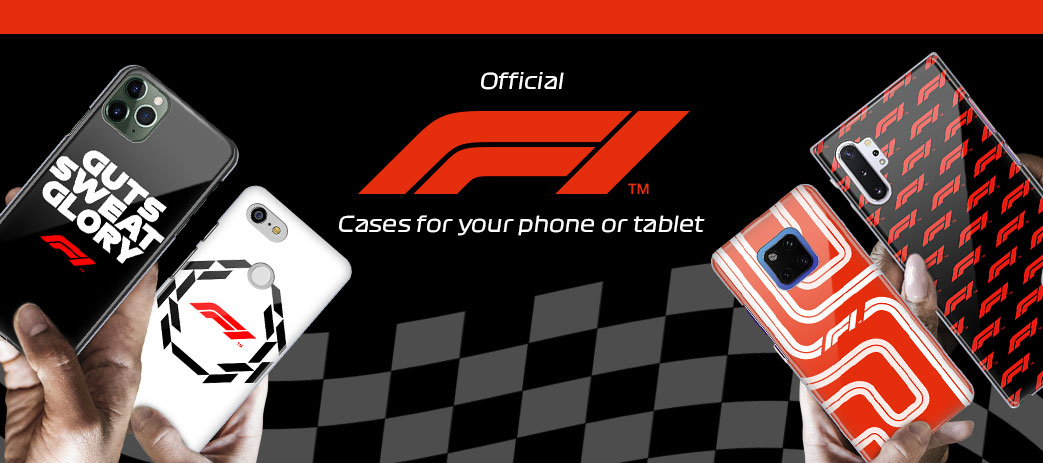 Phone Case, Tablet Case, Covers, Stickers, Skins Formula 1 F1