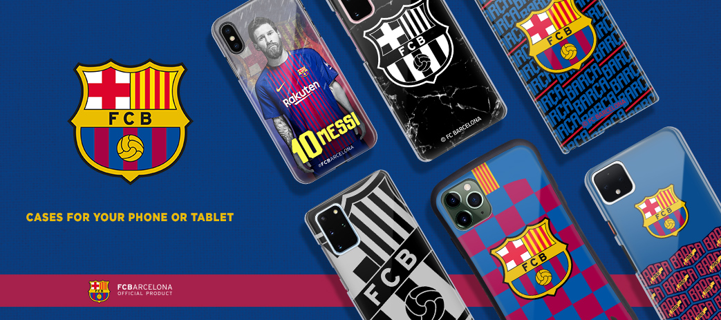 Phone Case, Tablet Case, Covers, Stickers, Skins FC Barcelona