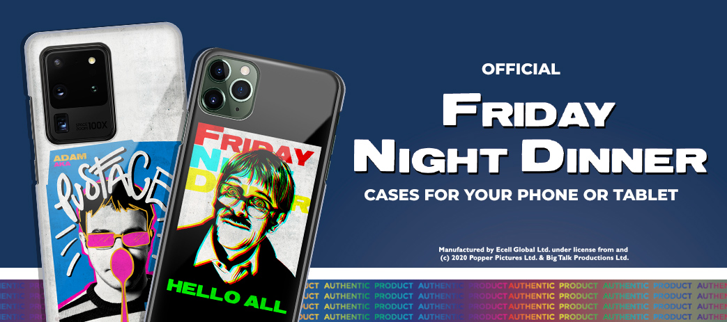 Phone Case, Tablet Case, Covers, Stickers, Skins Friday Night Dinner
