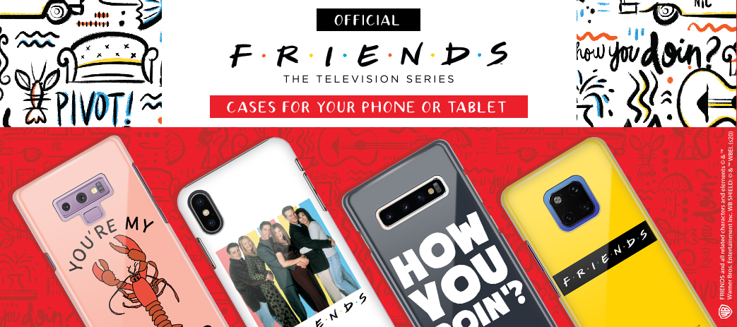 Phone Case, Tablet Case, Covers, Stickers, Skins Friends TV Show