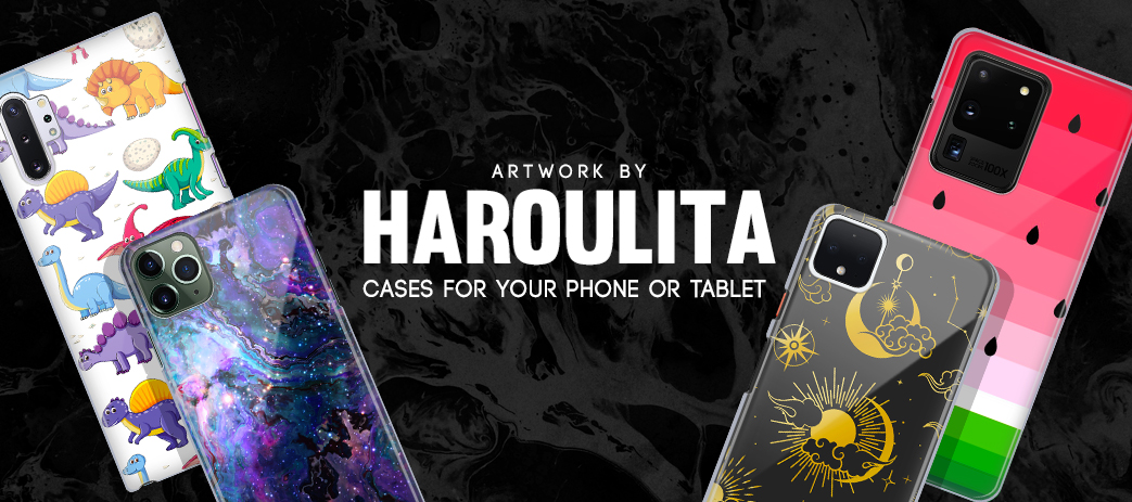 Phone Case, Tablet Case, Covers, Stickers, Skins Haroulita