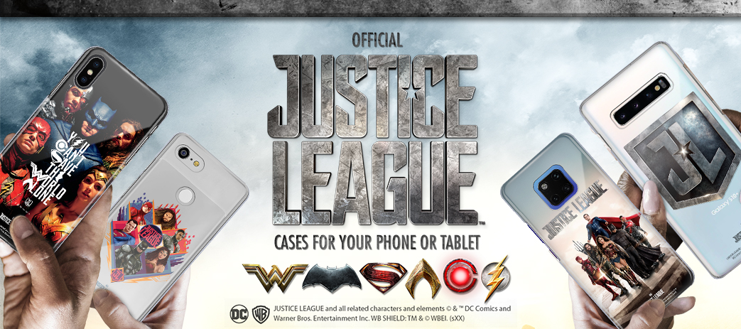 Phone Case, Tablet Case, Covers, Stickers, Skins Justice League Movie
