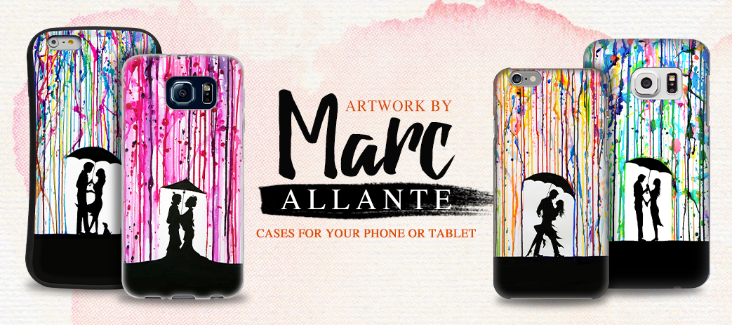 Phone Case, Tablet Case, Covers, Stickers, Skins Marc Allante