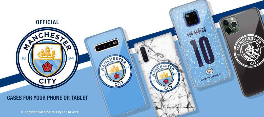 Phone Case, Tablet Case, Covers, Stickers, Skins Manchester City Man City FC