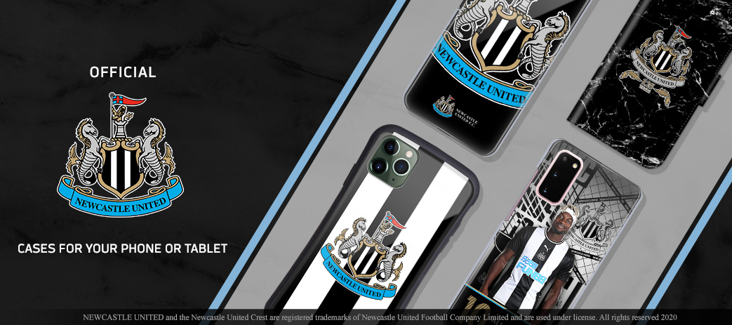 Phone Case, Tablet Case, Covers, Stickers, Skins Newcastle United FC NUFC