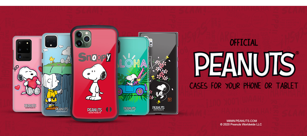 Phone Case, Tablet Case, Covers, Stickers, Skins Peanuts