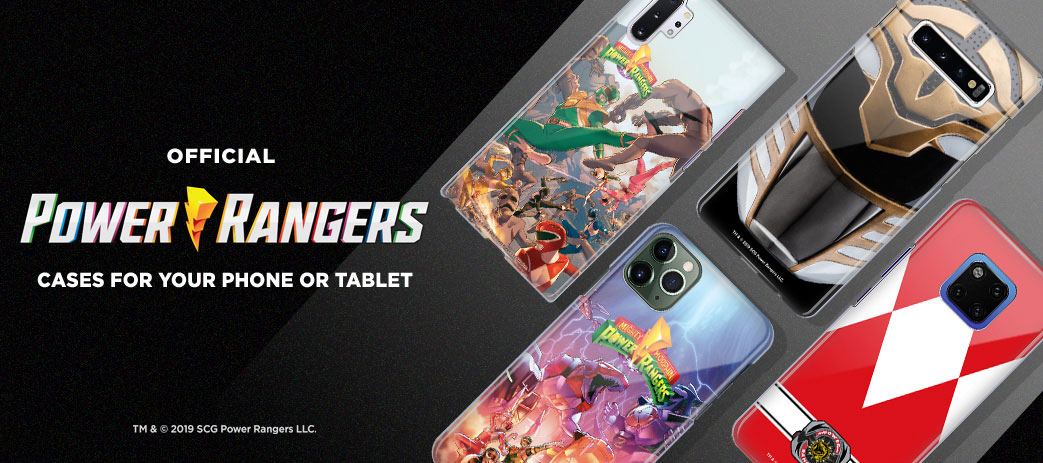 Phone Case, Tablet Case, Covers, Stickers, Skins Power Rangers