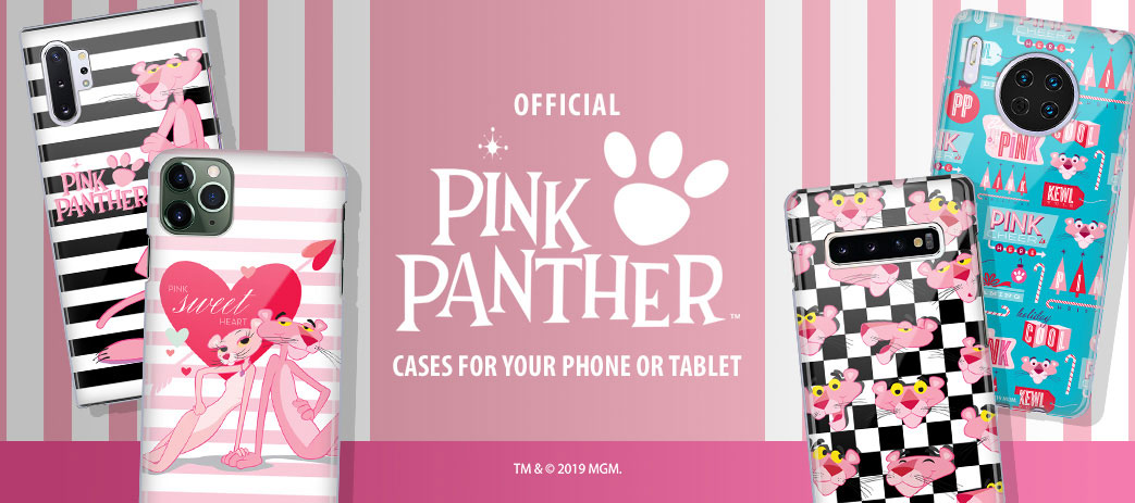 Phone Case, Tablet Case, Covers, Stickers, Skins The Pink Panther