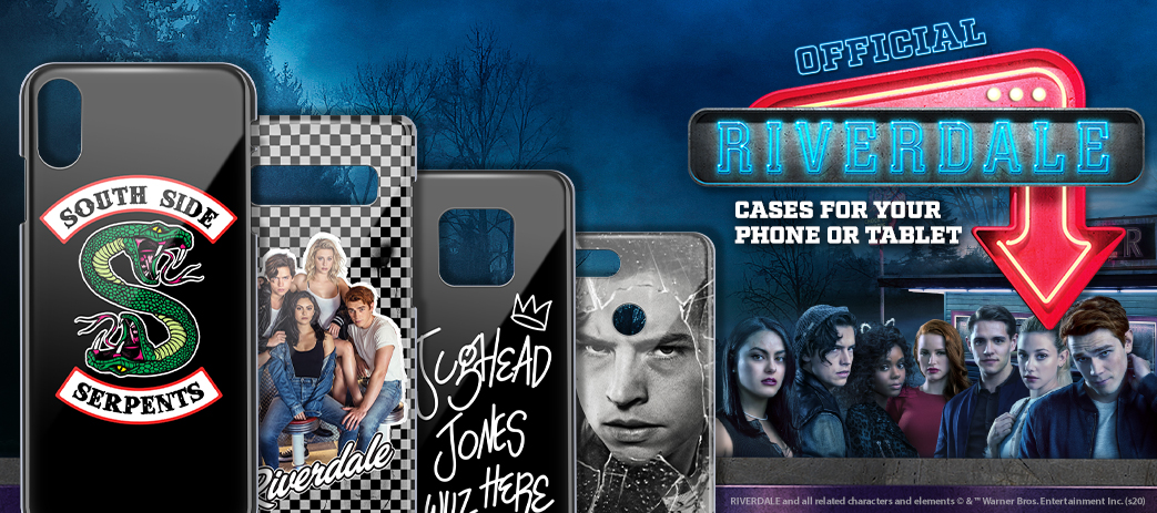 Phone Case, Tablet Case, Covers, Stickers, Skins Riverdale