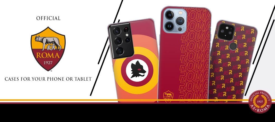 Phone Case, Tablet Case, Covers, Stickers, Skins AS Roma