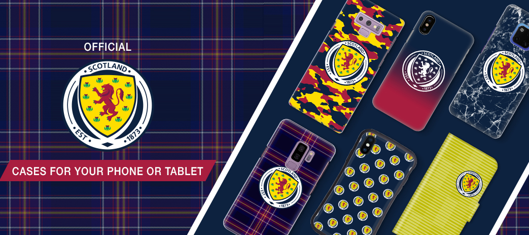 Phone Case, Tablet Case, Covers, Stickers, Skins Scotland National Team