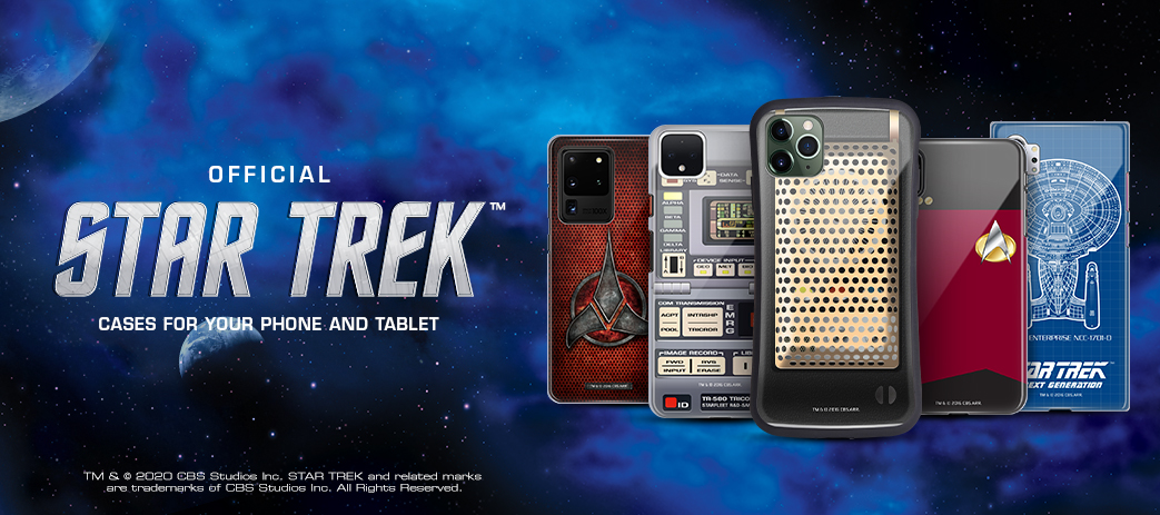 Phone Case, Tablet Case, Covers, Stickers, Skins Star Trek