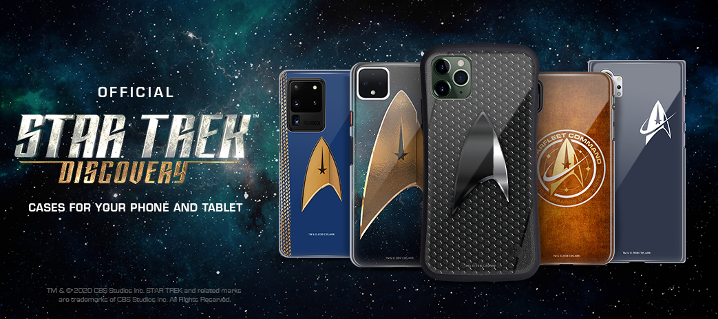 Phone Case, Tablet Case, Covers, Stickers, Skins Star Trek Discovery
