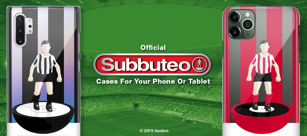 Phone Case, Tablet Case, Covers, Stickers, Skins Subbuteo Game
