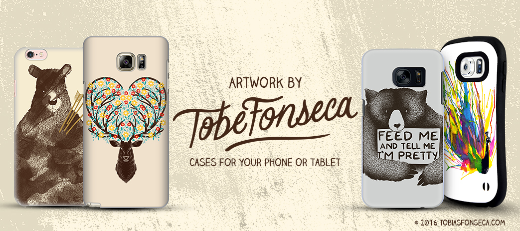 Phone Case, Tablet Case, Covers, Stickers, Skins Tobe Fonseca