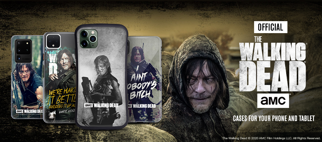 Phone Case, Tablet Case, Covers, Stickers, Skins The Walking Dead
