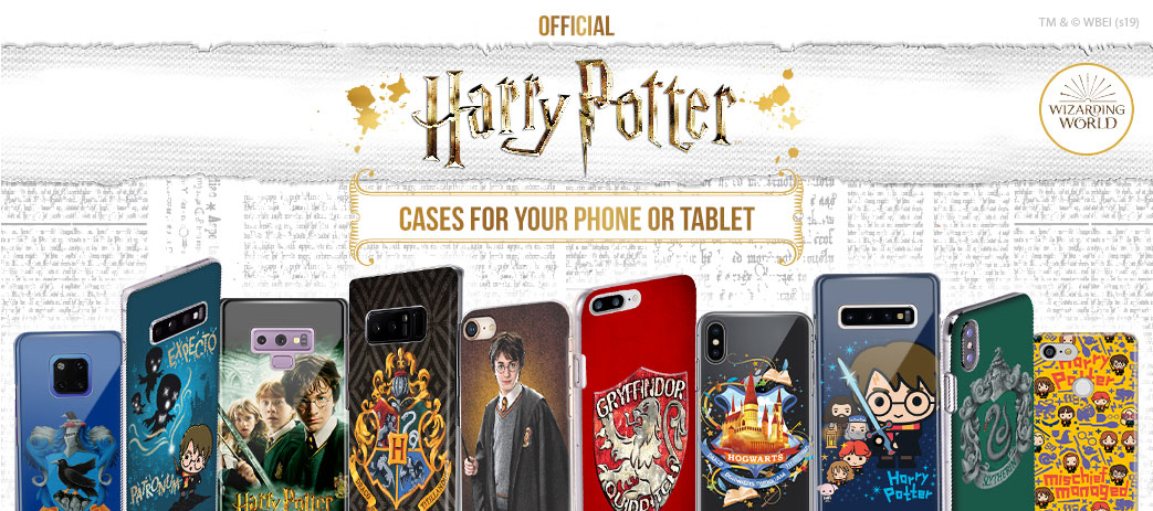 Phone & tablet cases, covers, stickers, skins for Harry Potter