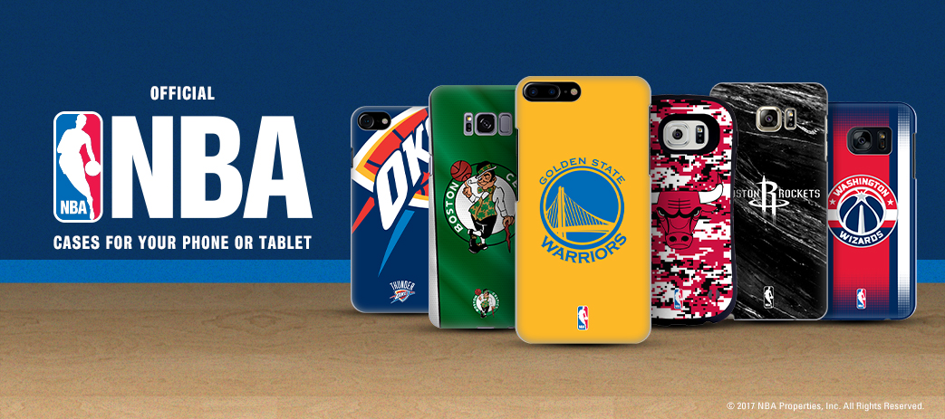 Phone & tablet cases, covers, stickers, skins for NBA