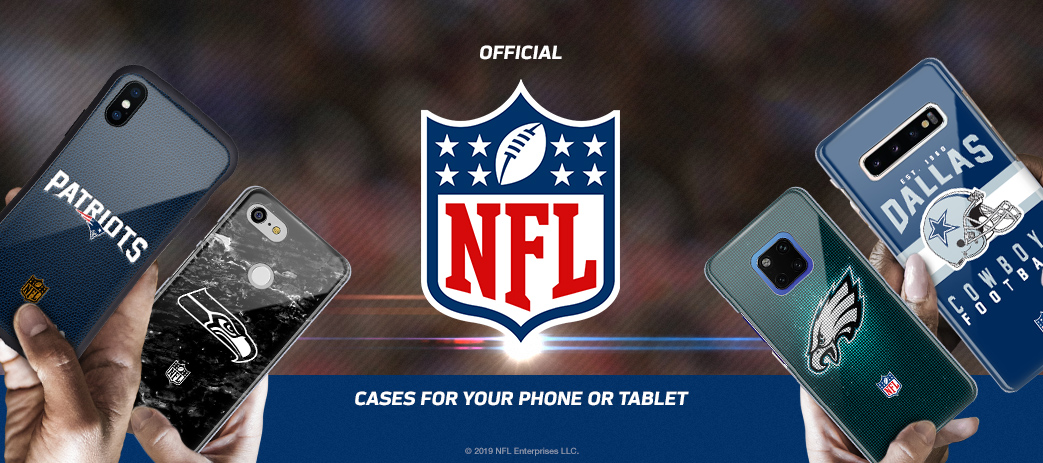 Phone & tablet cases, covers, stickers, skins for NFL