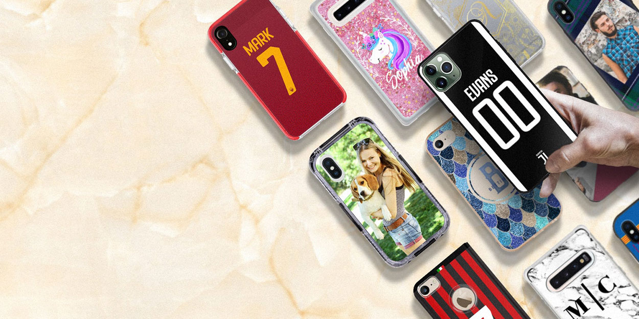 Personalise / Create your own case