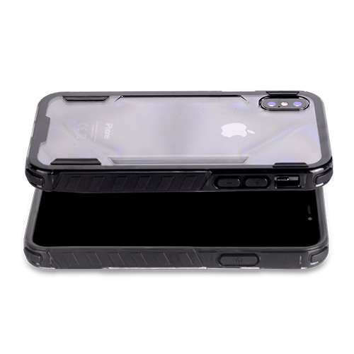 Clear Textured Bumper Case (Style A) Phone & Tablet Case Cover