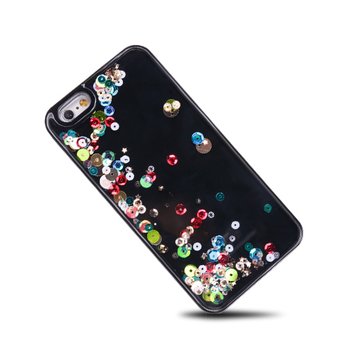 Liquid Case Sequin and Star Phone & Tablet Case Cover
